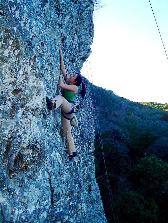 Climbing in SA