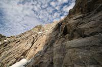 East Face, Thor Peak