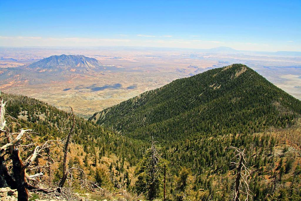 Summit View - South