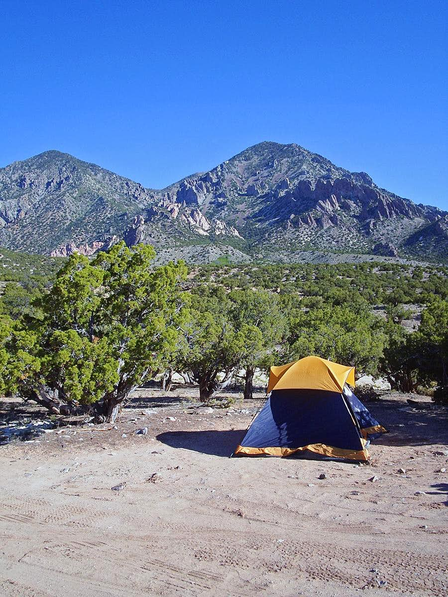 Undeveloped Camping