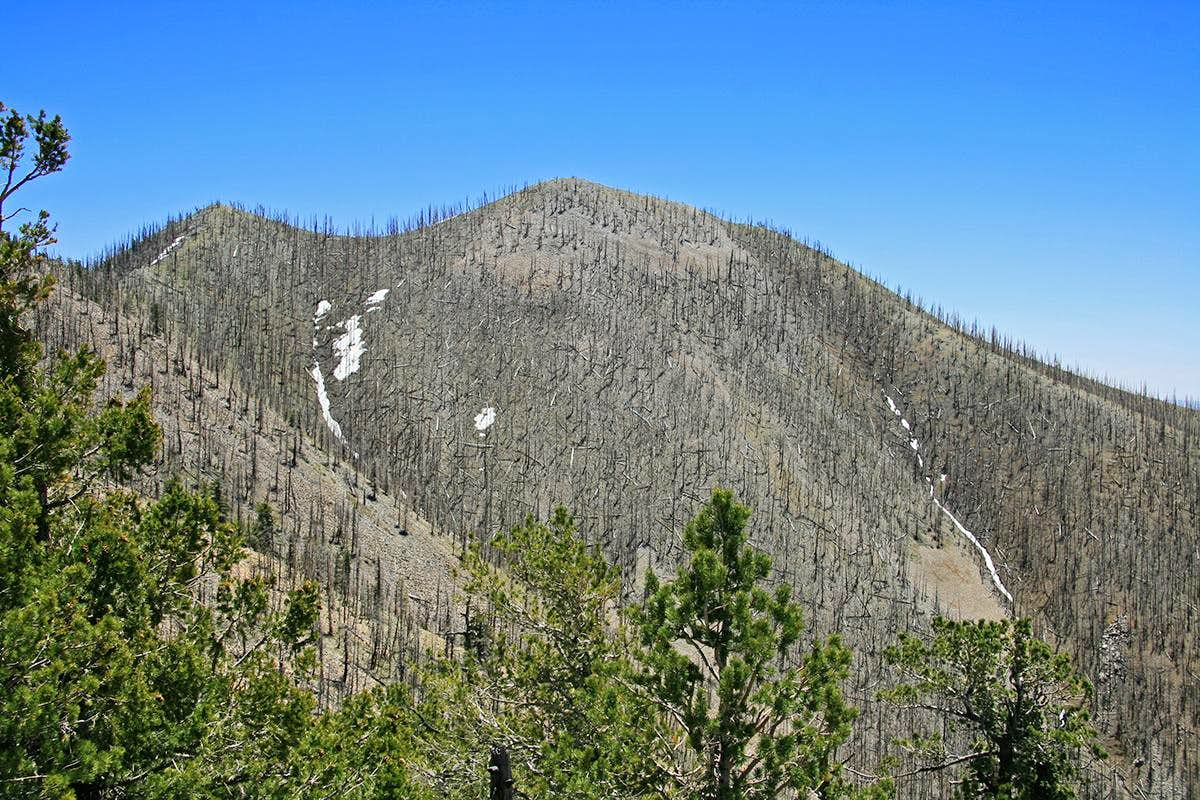 Hiking Utah\'s Mt. Hillers