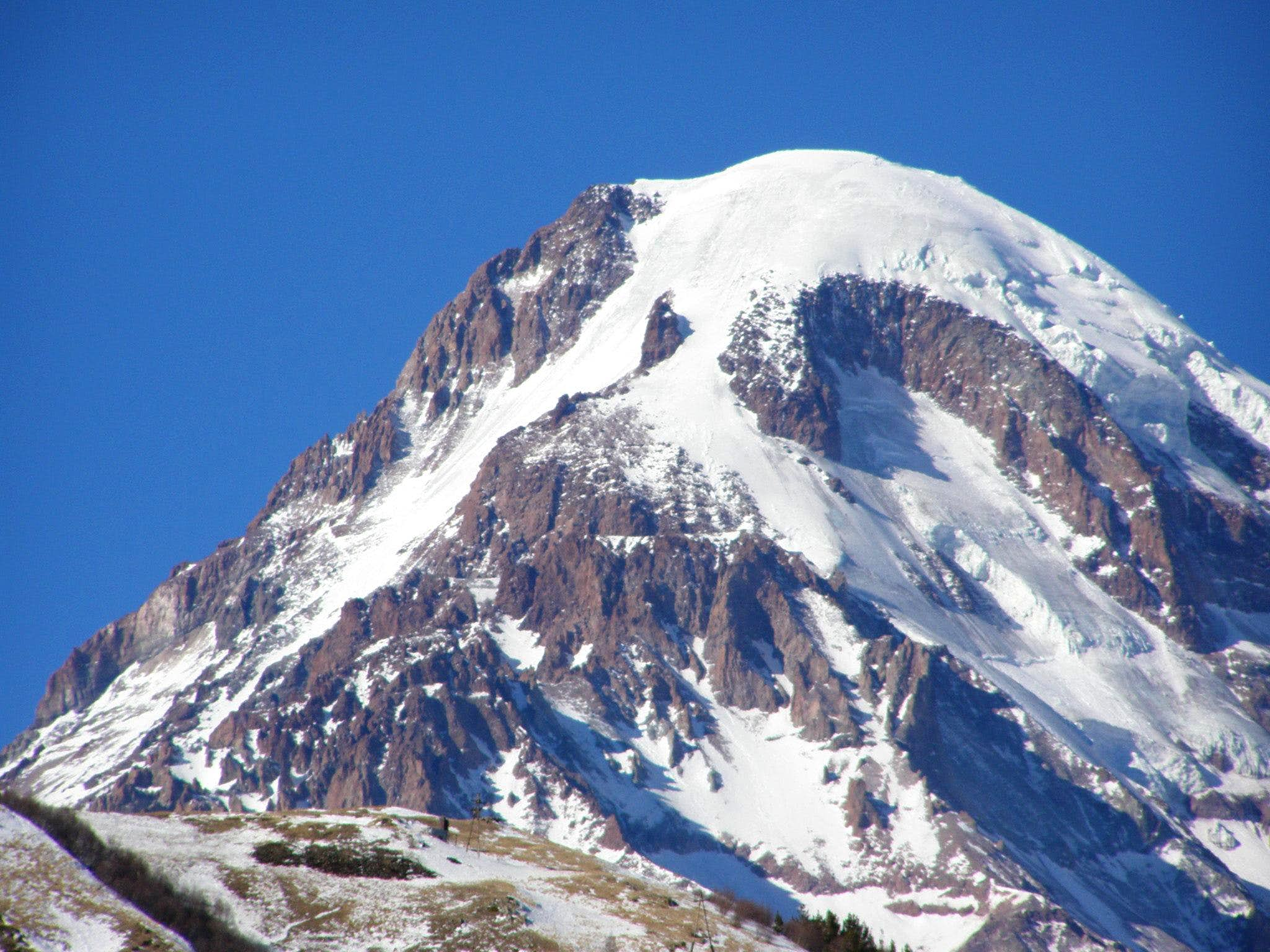 Cotnari on Kazbek