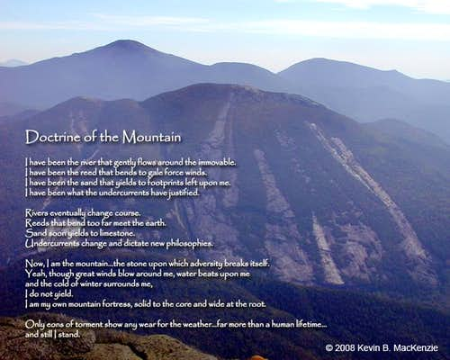 Doctrine of the Mountain