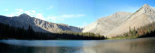 Swimm Lake Panorama