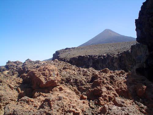 Teide from Pico Viejo
