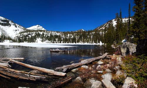 Upper Camas Lake