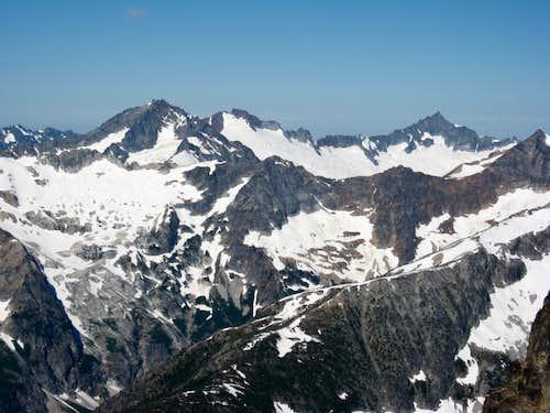 Buckner to Forbidden from Black Peak