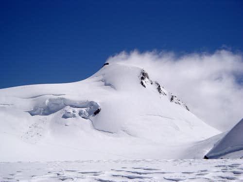 Punta Gnifetti & Margherita Hut (4554m)