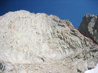 South East Arete
