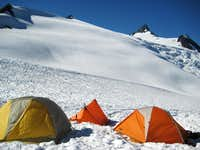 Shuksan- Sulphide base camp