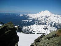 Shuksan- Baker from summit