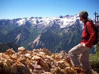 Wasatch Wildcat Ridge Traverse
