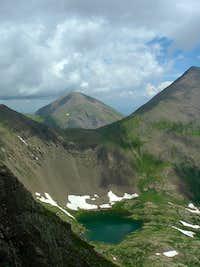 Upper South Colony Lake