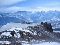 Grand plateau 4500m
