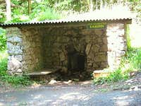 Lime Kiln on Hohe Wand Plateau