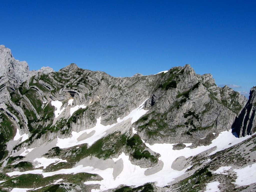 Šareni pasovi(2248m)
