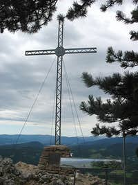 Gr. Kanzel - Summit Cross