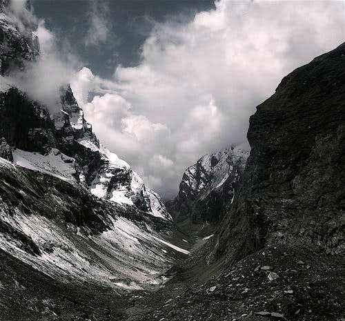 Chonbarden Gorge