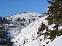Feb. 11, 2004. The summit is...