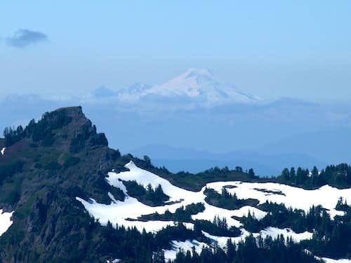 Mount Baker (from Mount Dickerman)