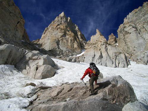 Matterhorn Peak - Approach 2
