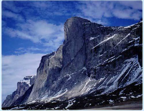 Mt. Thor.