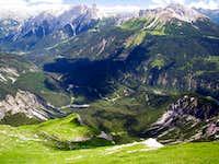 Fernpass landslide