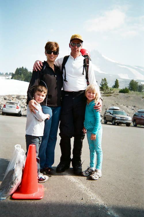 Family Reunion, Timberline Lodge