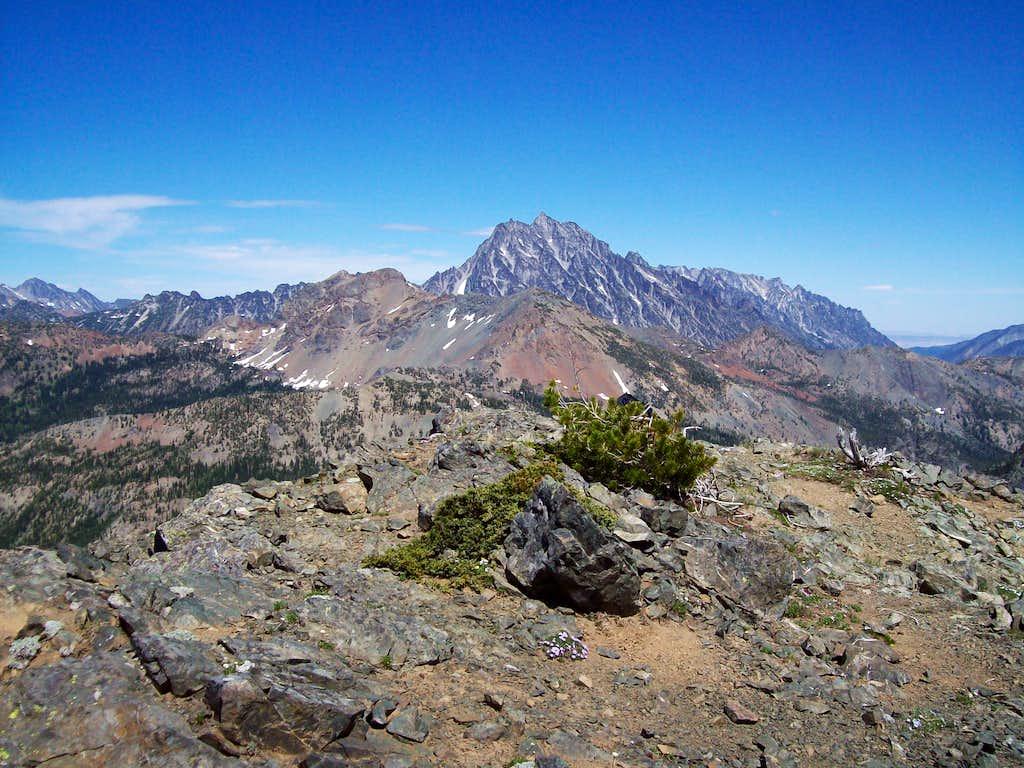 A look at Mt. Stuart