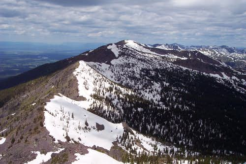 Six Mile Peak