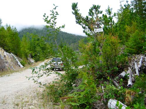 Logging Road H60