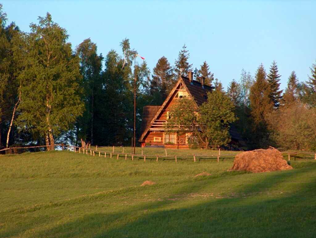 Schronisko Maciejowa, Gorce.