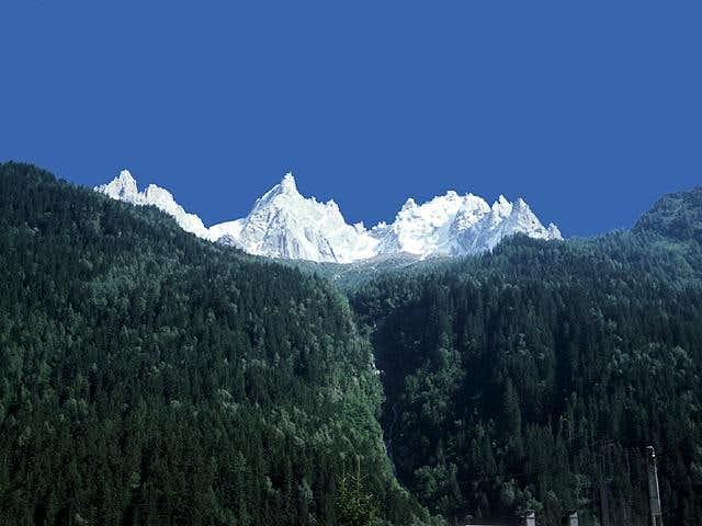Aiguilles du Chamonix