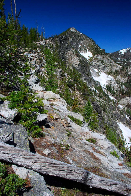 West Soda Springs Peak