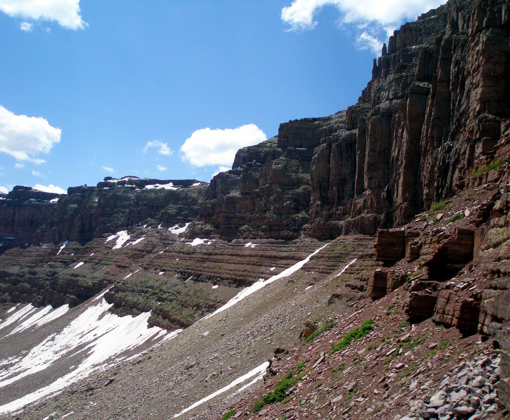 Yard Cliffs