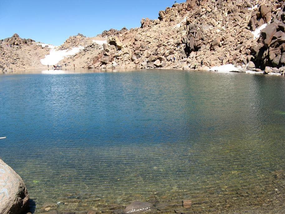 Lake On the Peak (1)