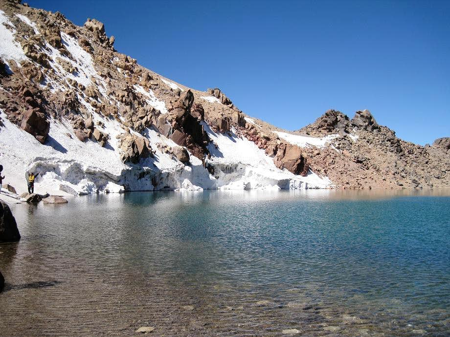 Lake On the Peak (2)