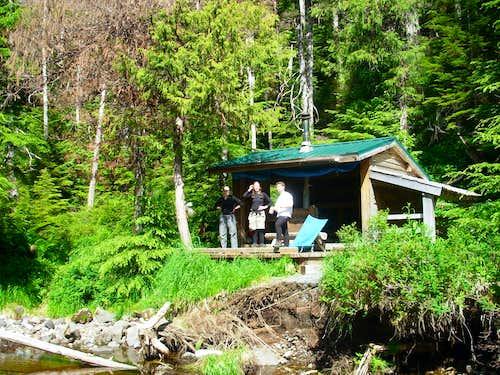 USFS Shelter
