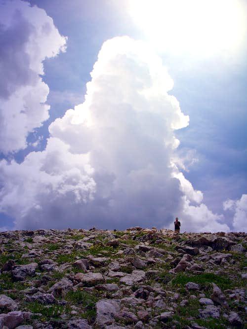 Thunderstorm Cloud