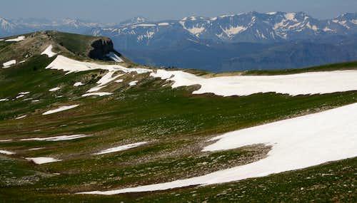 Tundra Ridges and the Northern Absarokas