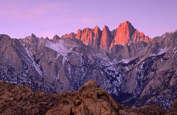 California\'s Highest 100 Peaks