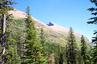 Mount Henkel from Ptarmigan Tunnell Trail