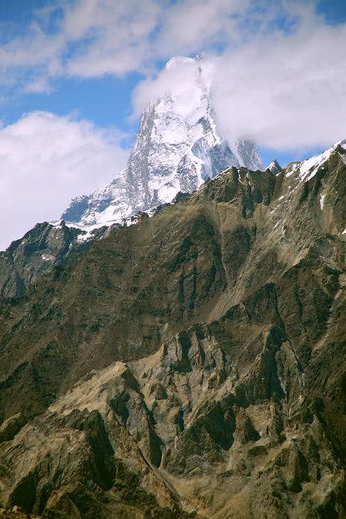 Muztagh Tower, Karakoram, Baltistan