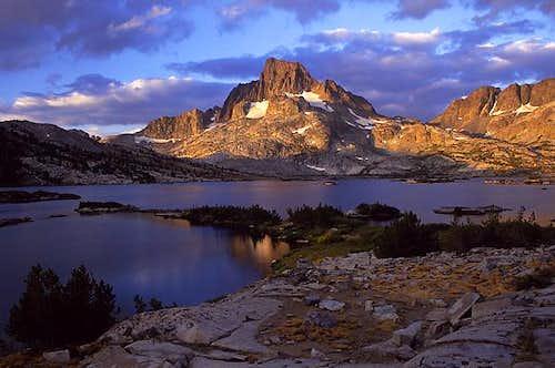 Banner Peak & Thousand Island...