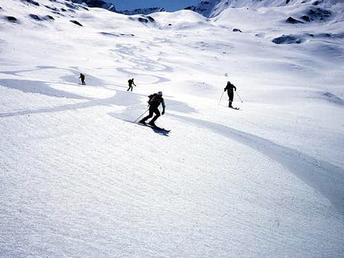 a wonderland for skiing (val...