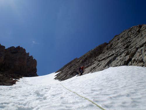 Sacagawea Climbing