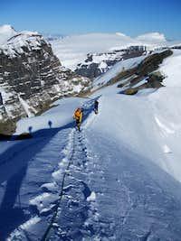 Summit sidewalk