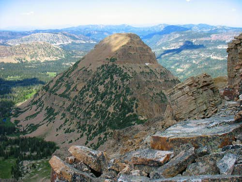 Reids Peak from the Southeast