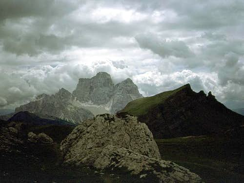 from Faloria (Cortina)