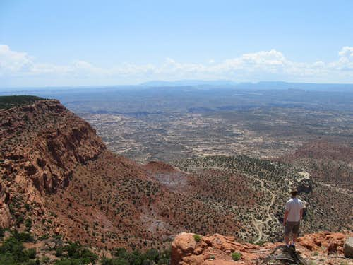 Hiking Utah's Lands End